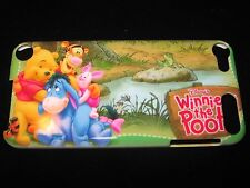 Pooh & Friends Hard Case for iPod Touch 5th Gen By The Pond Piglet Eeyore Tigger