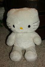 """Build A Bear Plush Stuffed Sanrio Hello Kitty Dolly Hk White 17"""" Bab Toy #E6"""