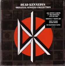 "DEAD KENNEDYS ""Original Singles Collection"" 7 x 7 INCH VINYL BOX-SET RSD 2014"