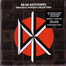 "DEAD KENNEDYS ""Original Singles Collection"" 7 x 7 INCH VINYL BOX-SET RSD 2014"
