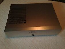 Audio/Video processor and receiver for a Nakamichi Soundspace 10 system