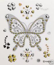 Hobby Sticker *Schmetterling I* 3452303 NEU Design