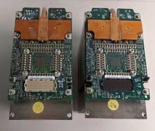 Apple Powermac G5 A1047 2Ghz T6419 CPU Processors + Heatsink P/N 630-6425