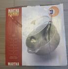 VTG Martha Stewart Everyday Cast Iron Dutch Oven 5 QT w/Tempered Glass Lid Box