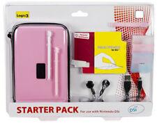 Nintendo DSi  Starter Kit - Pink Logic3