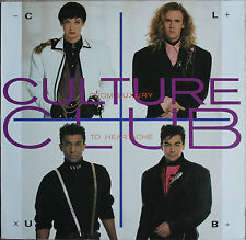 "CULTURE CLUB ""FROM LUXURY TO HEARTACHE""  33T  LP"