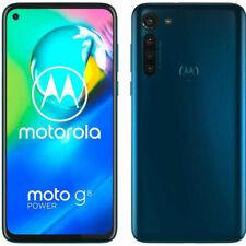 [Brand New] Motorola Moto G8 Power 4GB/64GB Dual Sim - Blue