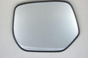 LEFT PASSENGER SIDE HONDA CRV CR-V 2007-2013 SIDE MIRROR GLASS WITH BACK PLATE