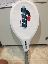 Fin Genius PCF L3: 4 3/8  Vintage Tennis Racquet racket