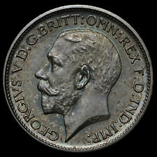 1911 George V Silver Proof Maundy Fourpence