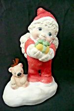 """Dreamsicles Calendar Collection 1994 December """"Holiday Magic� Dc191 Signed"""