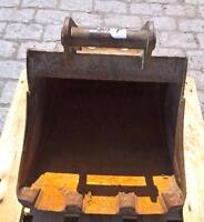 Tieflöffel 50cm  Löffel, Baggerlöffel Bagger Mobilbagger Nr. 237