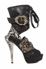 Women's Synthetic Leather Slim High (3-4.5 in.) Heels