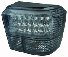 Back Rear Tail Lights Pair Set LED Clear Black For VW T4 Caravelle 96-03