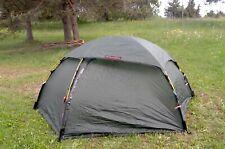 Hilleberg Allak hochwertiges 2-Personen-Zelt in Grün