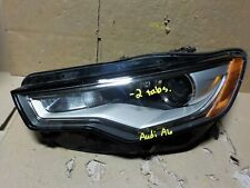 DRIVER LH XENON HID LED NON-AFS AUDI A6 12-15 HEADLIGHT LAMP [JA31901 READ]