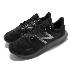 New Balance 068 Wide Black Silver Grey Men Running Shoes Sneakers M068LK 2E