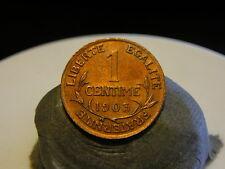 2CL(164) - 1 CENTIME - DUPUIS - 1903 - QUALITE TTB !