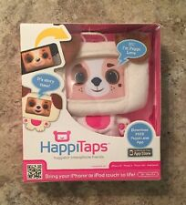 NEW Infantino HAPPITAPS White Teddy iPhone 4 4S 3GS iPod Touch Smartphone Case