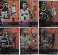2017-18 Panini Essentials Basketball - Base Cards & RC's - Choose Card #'s 1-200