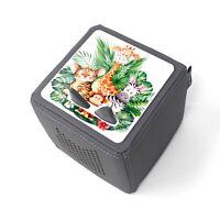 Toniebox Dschungeltiere Design Folie Aufkleber Kinder Schutzfolie Zubehör Y031