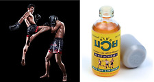 Muay Thai Kick Boxing MMA Namman Muay Oil Liniment Muscular Pain Relief 450 cc