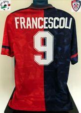 Cagliari, Uruguay FRANCESCOLI 90/92 Football Shirt (L) Soccer Jersey