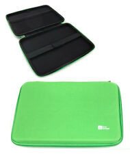 """Green EVA 10"""" Zip Case With Elasticated Strap for Acer Aspire Switch 10 Tablet"""