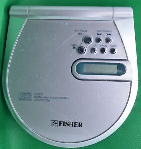 CD player Fisher Z-ACDP1