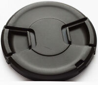 Front Lens Cap For Nikon Canon Olympus Vivitar Tamron Pentax 72mm 72 mm Snap-On
