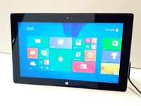 "Microsoft Surface 2 Silver 32GB Wi-Fi 10.6"" MS OFFICE 2013  *Battery Issue*"