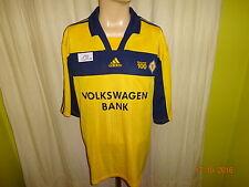 """Eintracht Braunschweig Adidas Heim Trikot 1999/00 """"VOLKSWAGEN BANK"""" Gr.XL"""
