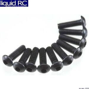 Axial Racing AXA115 AXA115 Hex Socket Button Head M3x10mm Black 10