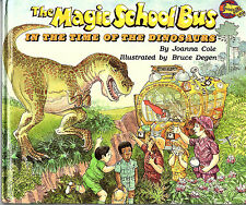 The Magic School Bus in THE TIME OF THE DINOSAURS-1994-LN
