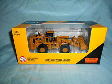 BRAND NEW BOXED NORSCOT 55222 CAT 988H DIE CAST METAL WHEEL LOADER 1:64 SCALE