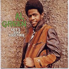AL GREEN - LET'S STAY TOGETHER  CD NEW!