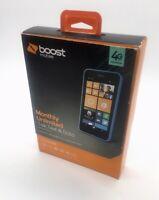 Nokia Lumia 635 Prepaid 8GB Windows Smartphone Blue Boost Mobile (NIB)