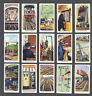 CIGARETTE CARDS. Wills Tobacco. RAILWAY EQUIPMENT. (1938). (Complete Set of 50).