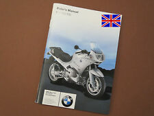 BMW R1150RS Riders Manual