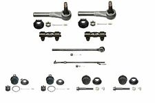 10 Piece Tie Rod & Ball Joint Kit fits 1987-1997 Ford F250 , F350 2WD