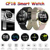 Waterproof Smart Watch Heart Rate Bracelet Women For iPhone Android Samsung USPS