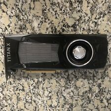 Nvidia GTX Titan X Pascal 12GB GDDR5 Graphics Card