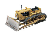 HO-BULLDOZER - 21 UNFINISHED DETAILED METAL CASTINGS KIT - ADD FUN & DETAILS!