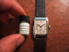Hard To Find Luminious Paint For Vintage Watch Dials and Hands buy it now option