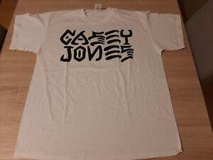 Casey Jones Shirt neu Xl HC Straight Edge