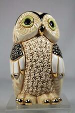 DeRosa Rinconada Family Collection #F185 'Winter Owl' NEW Release New In Box