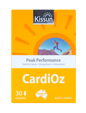 Kissun CardioOz 30 Capsules (Support heart health and energy)