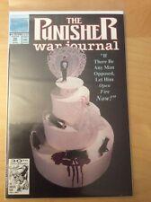 PUNISHER WAR JOURNAL 36, NM 9.4, 1ST PRINT, 1991