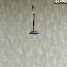 10 x OO / HO scale street light Model wall Lamp posts Led Ceiling Lamps #R60GR