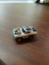 vintage Galoob micro machines silver muscle car